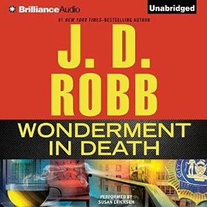 Wonderment in Death by J.D. Robb