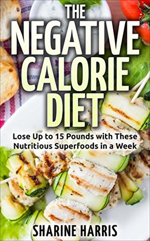 calorie diet book the negative