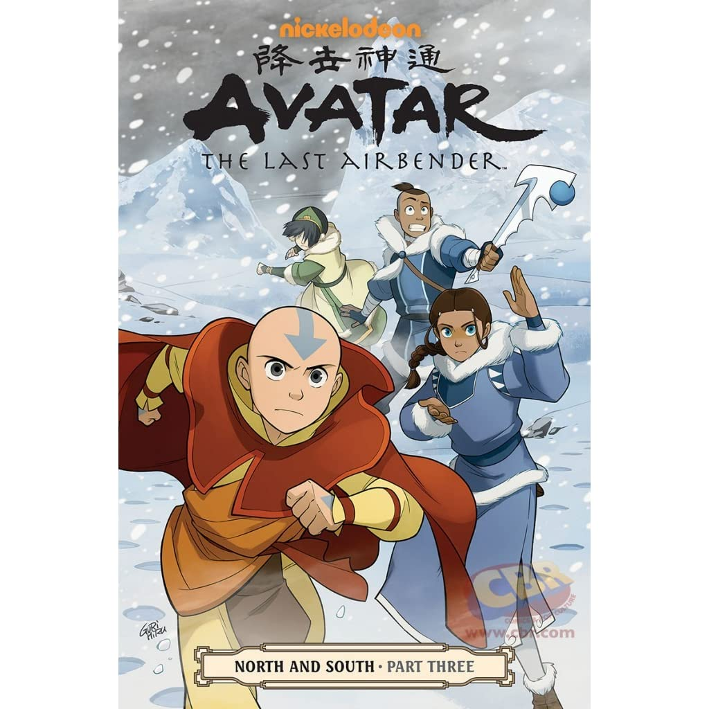 Avatar 2 Preview: North And South, Part Three