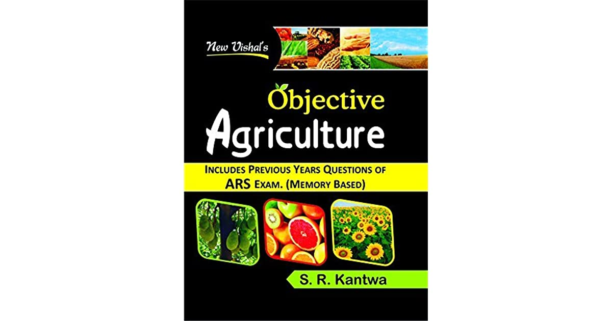 Objective Agriculture Ebook