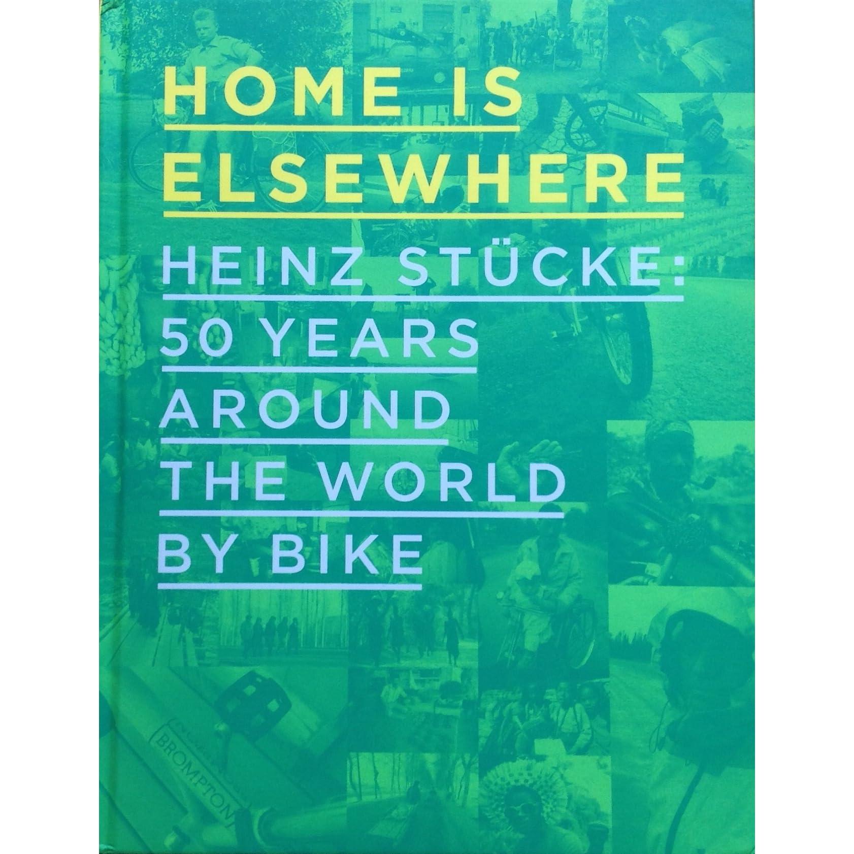 Home is elsewhere by Eric van den Berg b44d91d4f