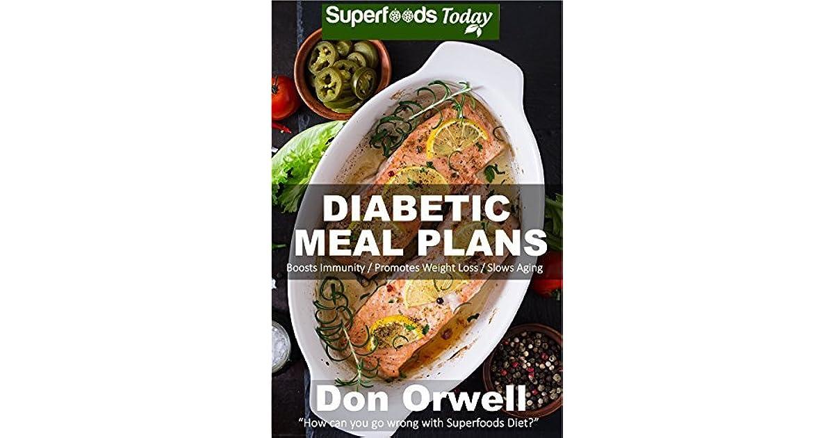 Diabetic Meal Plans Diabetes Type 2 Quick Easy Gluten