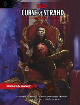 Curse of Strahd by Christopher Perkins