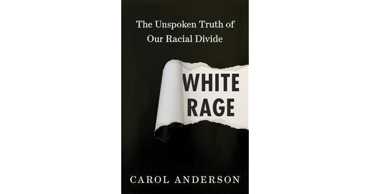 carol anderson white rage pdf