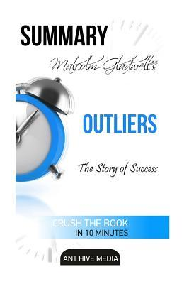 Book cover Malcolm Gladwell-Outliers  The Story of Success-Little, Brown and Company (2008)