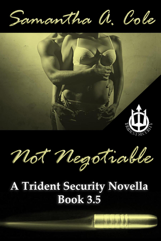 Not Negotiable (Trident Security #3.5)
