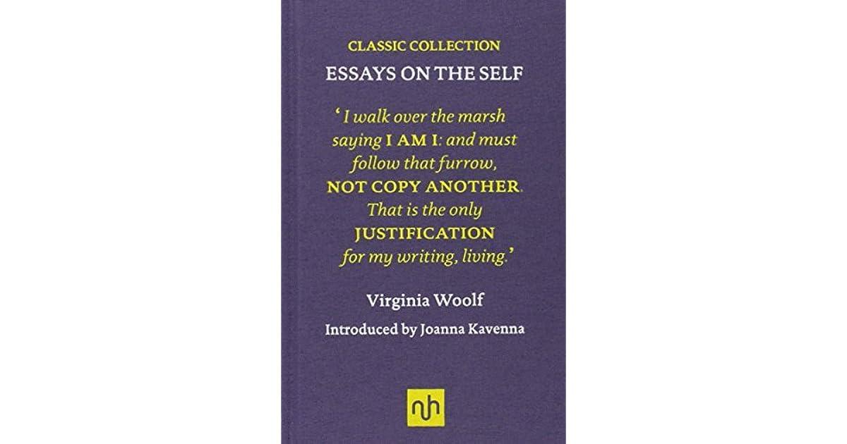 essays written by virginia woolf
