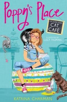 The Home-Made Cat Café (Poppy's Place, #1)