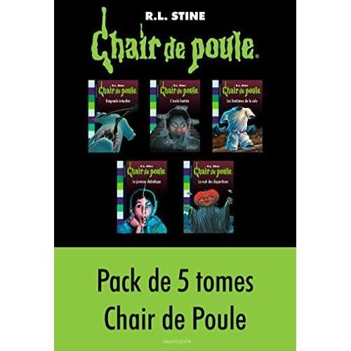 Read Download Chair De Poule Tome 32 Les Fantomes De La