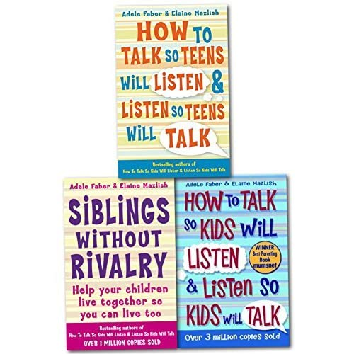 how to talk so kids will listen listen Learn more about the how to talk so kids will listen & listen so kids will talk at   adele and joanna faber describe methods.