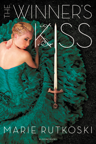 The Winner's Kiss (The Winner's Trilogy, #3)