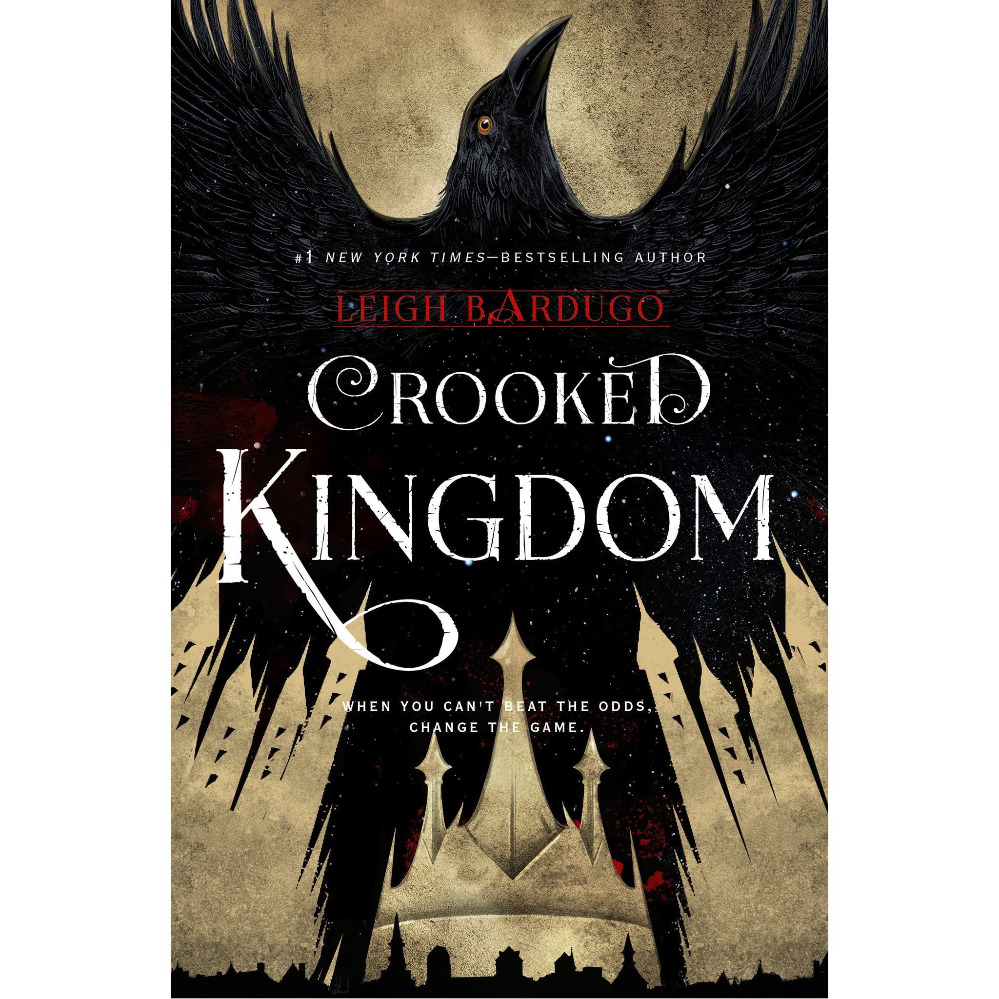 Best Book Covers Goodreads : Crooked kingdom six of crows by leigh bardugo