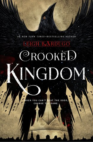 "Cover of Leigh Bardugo's ""Crooked Kingdom"""