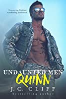 Quinn (Undaunted Men, #1)