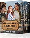 Mail Order Brides of Ruby Ridge Boxed Set