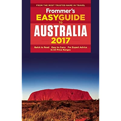 frommers easyguide to australia 2016 easy guides