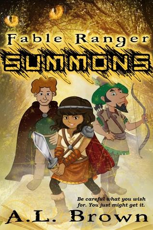 Summons (Fable Ranger, #1)
