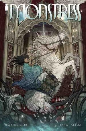 Monstress #6 by Marjorie M. Liu