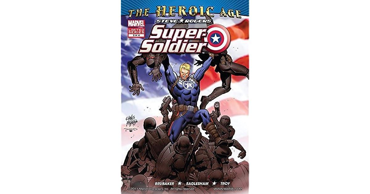 Steve Rogers: Super-Soldier #2 by Ed Brubaker