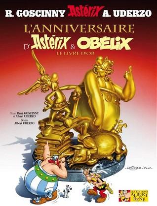L'Anniversaire d'Astérix et Obélix  by Albert Uderzo