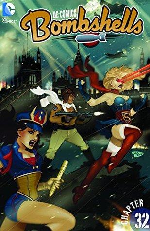 DC Comics: Bombshells (2015-) #32