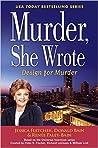 Design For Murder (Murder, She Wrote, #45)