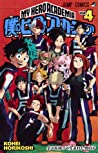 僕のヒーローアカデミア 4 [Boku No Hero Academia 4] (My Hero Academia, #4)