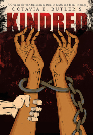 Kindred: The Graphic Novel cover