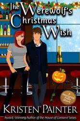 """Book Review: """"The Werewolf's Christmas Wish"""" by Kristen Painter"""