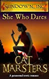 She Who Dares: An erotic vampire romance (Sundown, Inc. Book 1)