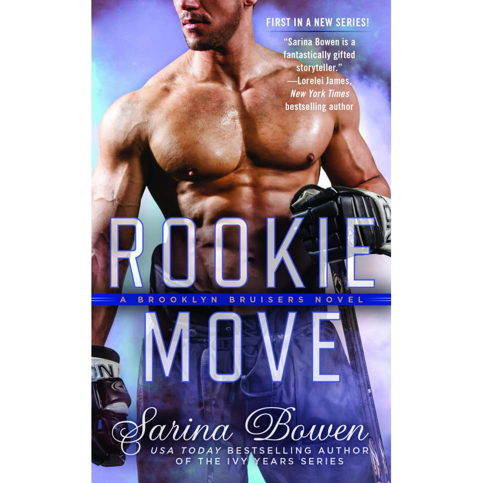 Rookie Move (Brooklyn Bruisers, #1) by Sarina Bowen