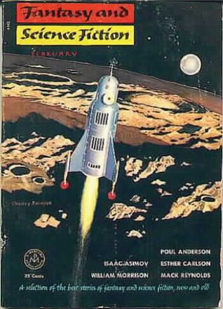 The Magazine of Fantasy and Science Fiction, February 1954 (The Magazine of Fantasy & Science Fiction, #33)
