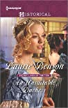 An Unsuitable Duchess (Secret Lives of the Ton #1)