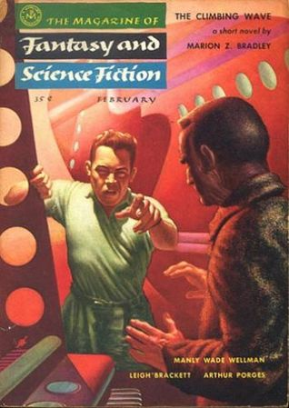 The Magazine of Fantasy and Science Fiction, February 1955 (The Magazine of Fantasy & Science Fiction, #45)
