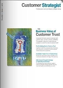 Customer Strategist - Spring 2012