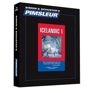 Pimsleur Icelandic Level 1 CD: Learn to Speak and Understand Icelandic with Pimsleur Language Programs