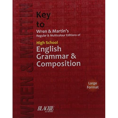 wren and martin english grammar in hindi pdf