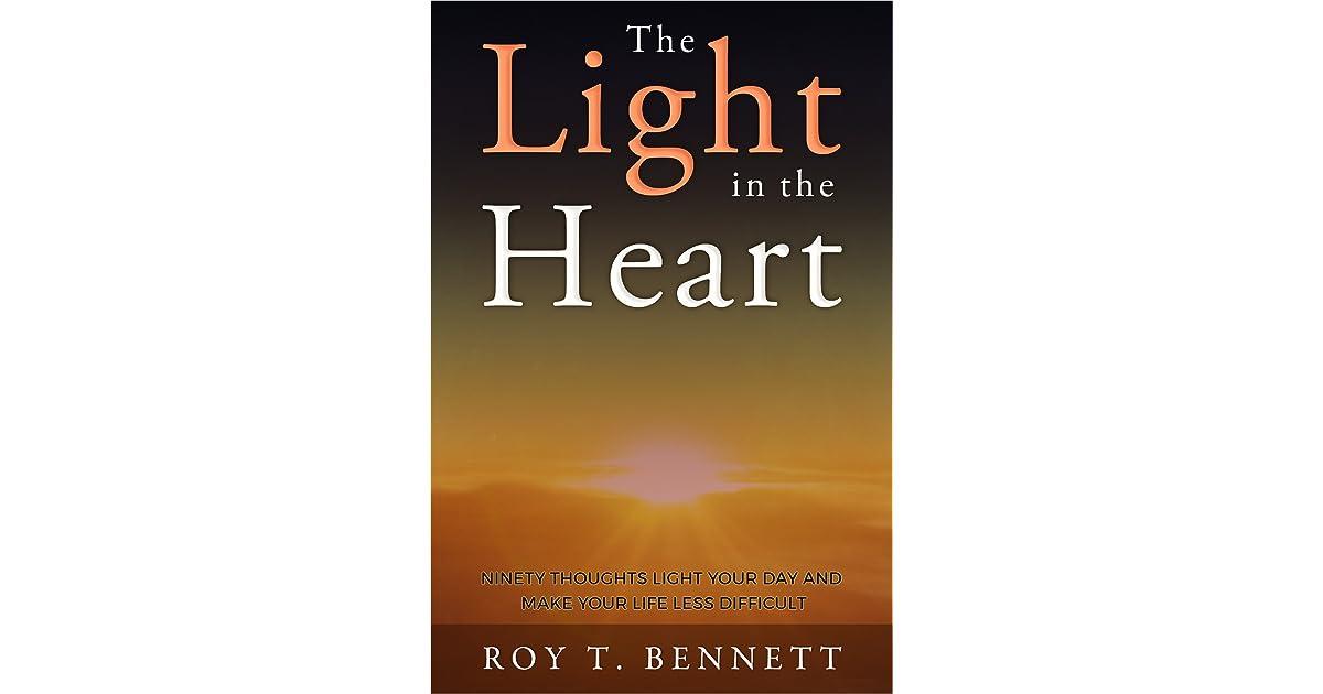 roy t bennett the light in the heart pdf