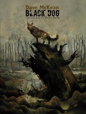 book cover for Black Dog: The Dreams of Paul Nash