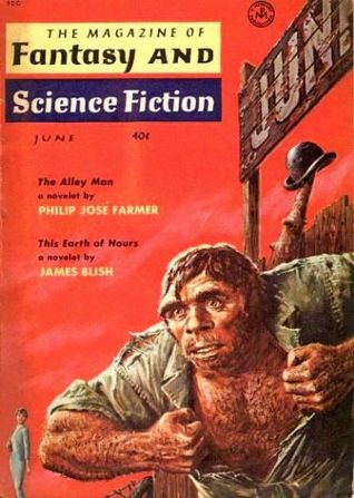 The Magazine of Fantasy and Science Fiction, June 1959