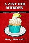 A Zest for Murder (Sky High Pies Mysteries #5)
