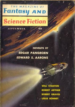 The Magazine of Fantasy and Science Fiction, September 1959 (The Magazine of Fantasy & Science Fiction, #100)