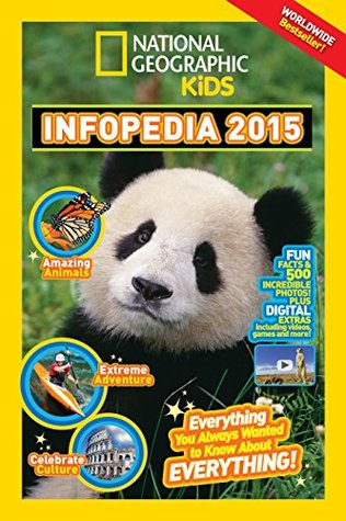 Infopedia 2015 Limited Edition With NationalGeographic Kids Magazine Subscription
