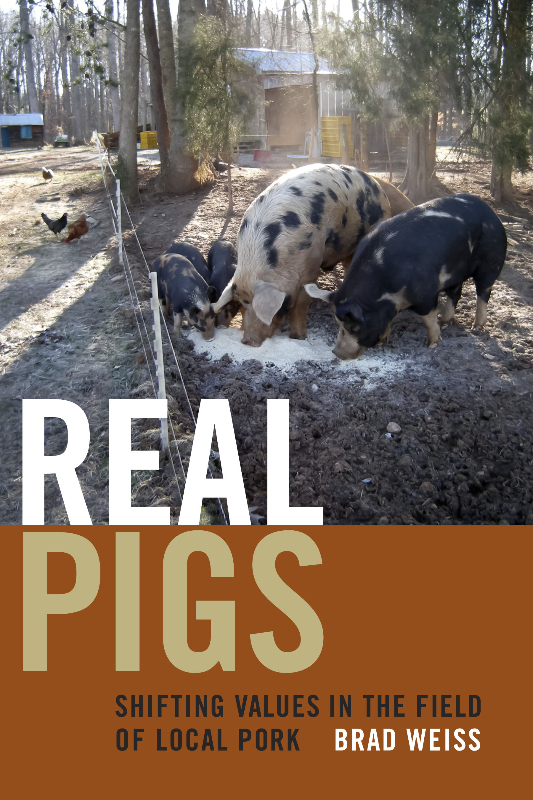 Real Pigs Shifting Values in the Field of Local Pork