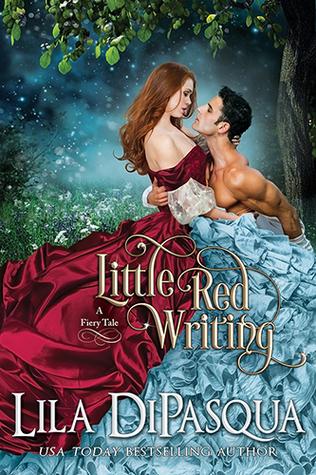 Little Red Writing (Fiery Tales, #5)