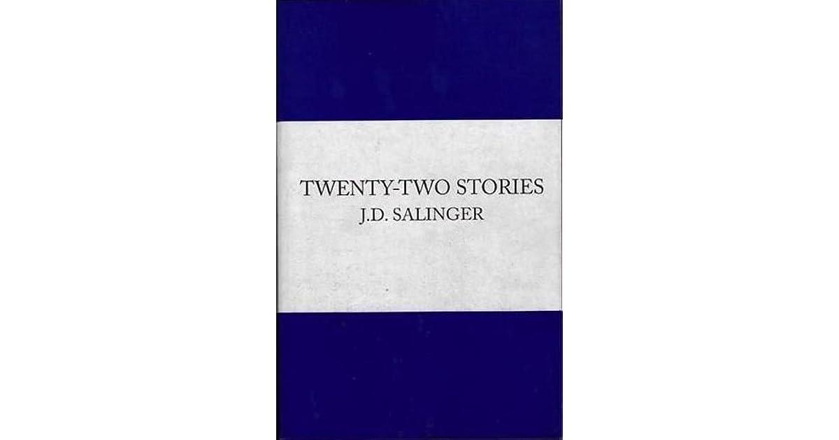 Three Stories Salinger Pdf