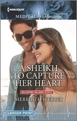 A Sheikh To Capture Her Heart (Wildfire Island Docs #4)