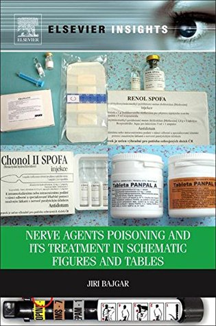 Nerve Agents Poisoning and its Treatment in Schematic Figures and Tables (Elsevier Insights)