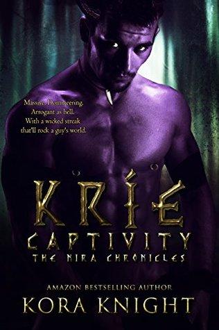 Kríe Captivity (The Nira Chronicles, #1)