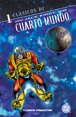 Clásicos DC: El Cuarto Mundo, tomo 1 by Jack Kirby